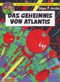 Blake und Mortimer - Das Geheimnis von Atlantis - Comic