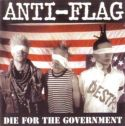 Anti-Flag - die for the government - CD