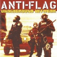 Anti-Flag - undergrund network - CD