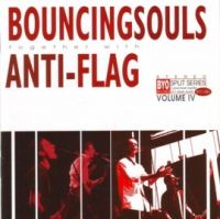 Anti-Flag / Bouncing Souls - split CD