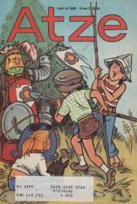 Atze - Heft 9/1989