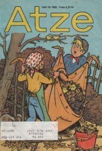 Atze - Heft 10/1989