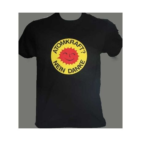 Atomkraft Nein Danke - T-Shirt