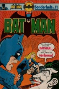 Batman - Sonderhelft Nr. 11 - Comic