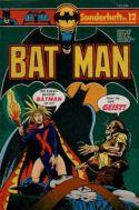 Batman - Sonderhelft Nr. 12 - Comic