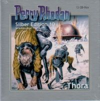 Perry Rhodan -10- Tora - 13 CD Box