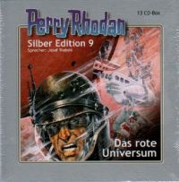 Perry Rhodan -09- Das rote Universum - 13 CD-Box