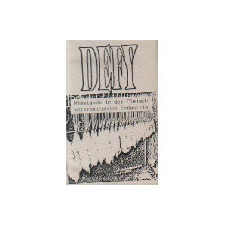DEFY Radioshow - Folge 1 - MC