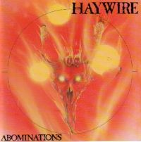 Haywire - Abominations - CD