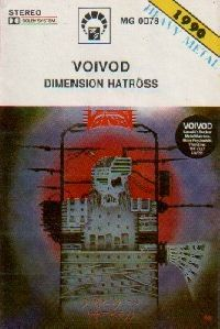Voivod - Dimension hatröss - MC