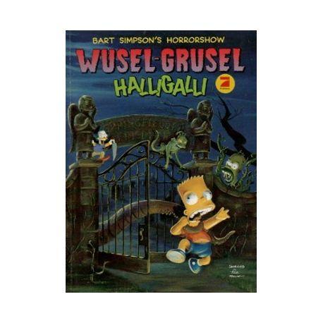 Bart Simpson's Horrorshow - Comic