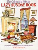 Calvin and Hobbes - Lazy sunday book - Comic