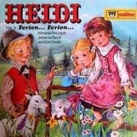 Heidi - Teil 2: Ferien... Ferien... - LP
