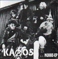 Kaaos - nukke - EP