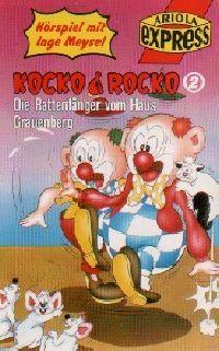 Kocko & Rocko -2- Die Rattenfänger... - MC