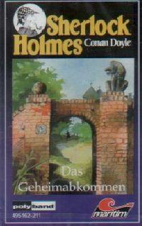 Sherlock Holmes (3) Das Geheimabkommen - MC