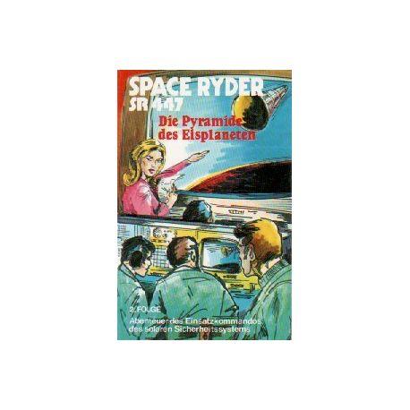 Space Ryder SR 447 (2) Die Pyramide des Eisplaneten - MC