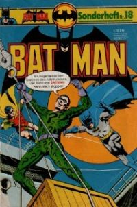 Batman - Sonderheft 18 - Comic
