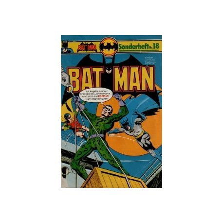 Batman - Sonderheft 18 - Comic
