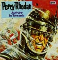 Perry Rhodan - Aufruhr in Terrania - LP