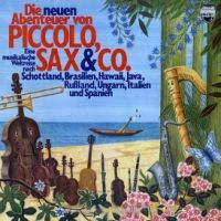 Piccolo, Sax & Co. - Die neuen Abenteuer von... - LP