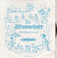 Struwwelpeter, Der - Edition Peters - Singel