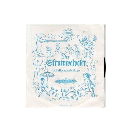 Struwwelpeter, Der - Edition Peters - Singel