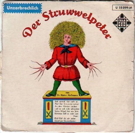 Struwwelpeter, Der - Singel
