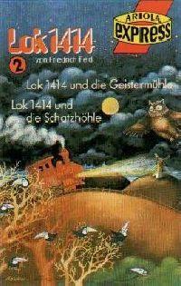 Lok 1414 (2) - und die Gestermühle / und die Schatzhöhle - MC