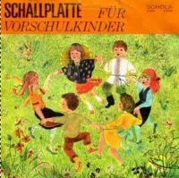 Schallplatte für Vorschulkinder -8- LP