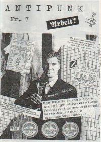 Antipunk Nr. 7 - Fanzine