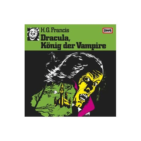 Gruselserie - 3 - Dracula, König der Vampire - Pic LP