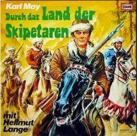 Durch das Land der Skipetaren - LP