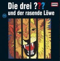 Drei ???, Die -015- und der rasende Löwe - Pic LP
