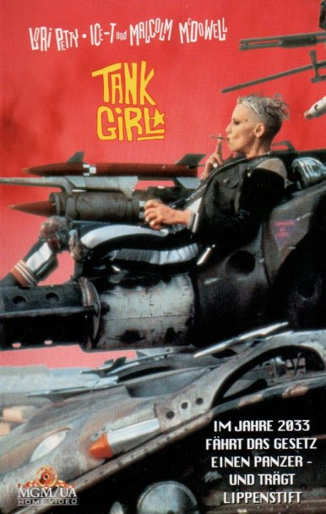 Tank Girl - Video