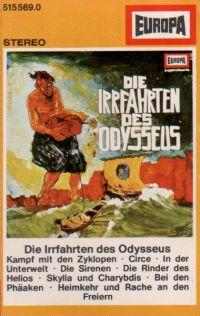 Irrfahrt des Odysseus, die - MC