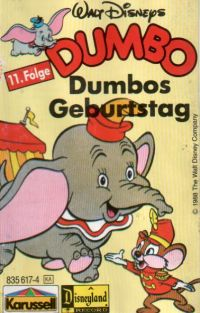 Dumbo (11) Dumbos Geburtstag - MC