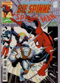 Spiderman - Die Spinne - Taschenbuch Nr. 69 - Comic