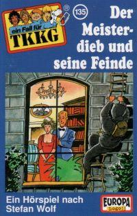 TKKG (135) Der Meisterdieb und seine Feinde - MC