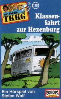 TKKG (116) Klassenfahrt zur Hexenburg - MC
