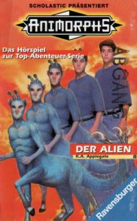 Animorphs - der Alien - MC