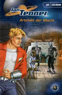 Jan Tenner - Artefakt der Macht - CD ROM