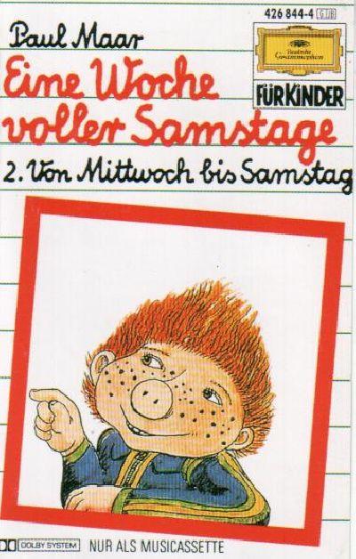Sams - Eine Woche voller Samstage 2. - MC