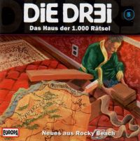 Die Dr3i -5- Das Haus der 1.000 Rätsel - CD