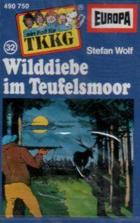 TKKG (032) Wilddiebe im Teufelsmoor - MC