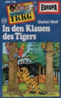 TKKG (022) In den Klauen des Tigers - MC