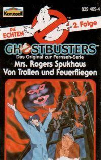 Ghostbusters - Karussell MC s - div. Folgen