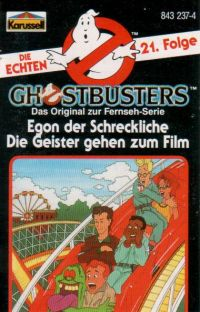 Ghostbusters - Karussell MC s - ab Folge 21