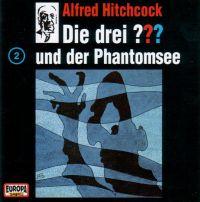 Drei ???, die -002- und der Phantomsee - CD