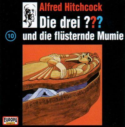 Drei ???, die -010- und die flüsternde Mumie - CD